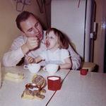 Dad & Mary Elizabeth, Memphis, TN