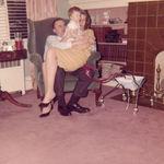 Mom, Dad & Mary Elizabeth, Memphis, TN