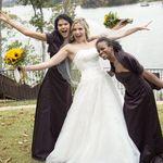 Jenavieve at my wedding 10/27/12
