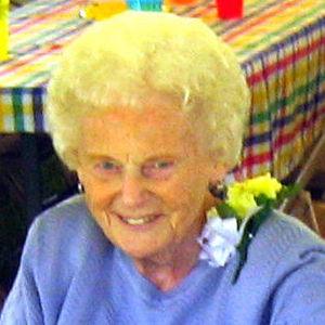 Ruth Muriel Steensma