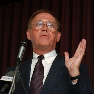 Sen. Warren B. Rudman