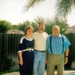 Marie, Dave & Kenneth Ward - McAllen TX
