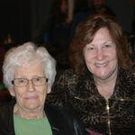 Ruth with Brenda Slocum