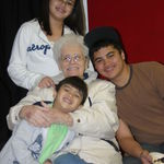 Easter 2011, We love you Grandma, There is no one else like you.