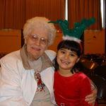 Grandma and Emily 2006