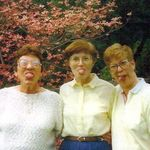 Aunt Lois, Aunt Carol, and Carol