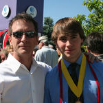 Dan's High School Graduation