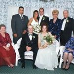 One of the many Weddings.. Grandma Mary