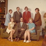 Saettele Family c. 1970s