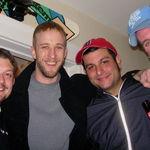 Paul, Brendan, Eric & Tyler