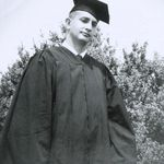High School Graduation from Grant High in 1948.