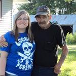 Britt and Grandpa