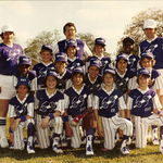Coach of my baseball team - I still have his jersey