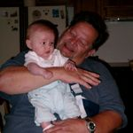 Dad and Katelyn
