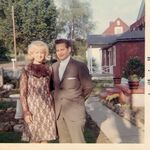 My Mom and Dad a year before I was born.   May they both Rest in Peace in Heaven