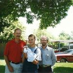 Dan, Ryan, Matt, and Grandpa