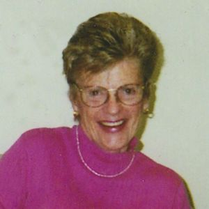 Joan F. (Spencer) Metcalfe