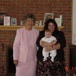 Sam's Baptism - 2003