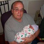 Granddad with Van