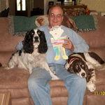 Jeff, Dixie, and Phoebe.