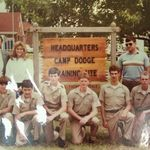 First Explorer group to go to Fort Dodge I'm thinking it was 1982