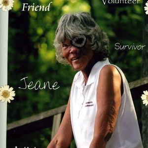 Jeane  M Whittenburg Obituary Photo