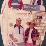 Cruise circa 1968--Rose and Ronnie