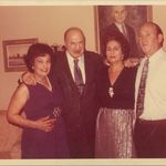 House on Little Hill Drive Circa 1965--Roses's Aunt Faye and Uncle Bill, Rose and Ronnie
