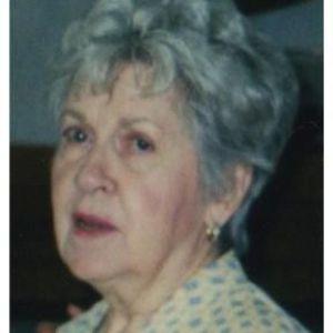 Margaret Ann O'SHEA