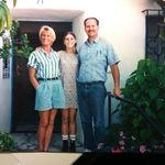 Karen, Michelle, Jim in Belmont Shores