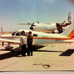 Jim's 1st aircraft....a Piper