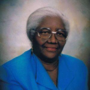 Mrs Ethel Leona Brumskine