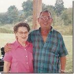 Aunt Yvonda and Pop
