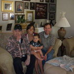 Pop, Amber, Anthony and Larry