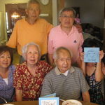 Dad's 90th birtday