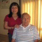 Diane & Dad 2010