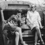 Liv  and Christine Wild 1966