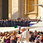 Audience with Pope Benedict
