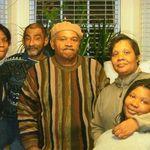 Thanksgiving: Peaches, Mike, Millard, Darlene, Lyntiesha