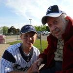 Kristin & Grandpa