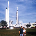 Christmas 1993, Kennedy Space Center; 4 of 4