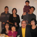 The Leong clan 2011