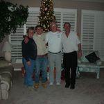 Christmas with Grandma Price, Grandpa Price, Tommy, Dad
