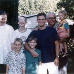 Grandsons!  Kevin, Pat, Jeff, Stephen, Robert, Allen and Matthew