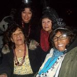 Mom, Martha Flores, Shirley and Martha Avalos
