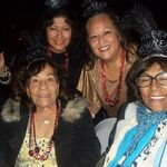 Mom, Martha, Norma & Martha