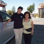 Mom & Martha Flores