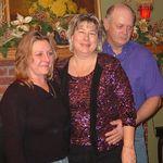 January 15, 2005 - Karen and Allan's wedding