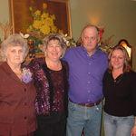 1/15/12 Karen & Allan's Wedding with Allan's mom