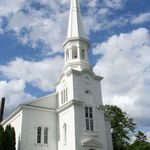The Pilgrim Church in Southborough, MA, where Deb was a member.